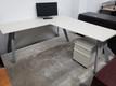 Used 14 Knoll L-Desk Sets from Easy Office Furniture in Atlanta GA and Marietta GA.