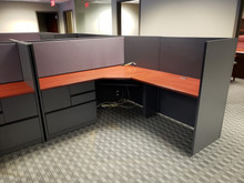 Used Lacasse 6x6 cubicles from Easy Office Furniture in Atlanta GA and Marietta GA