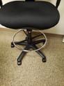 Adjustable Work Stool from Easy Office Furniture in Atlanta GA and Marietta GA