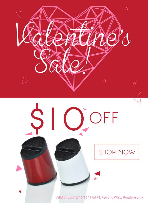Kapoosh Valentine's Sale