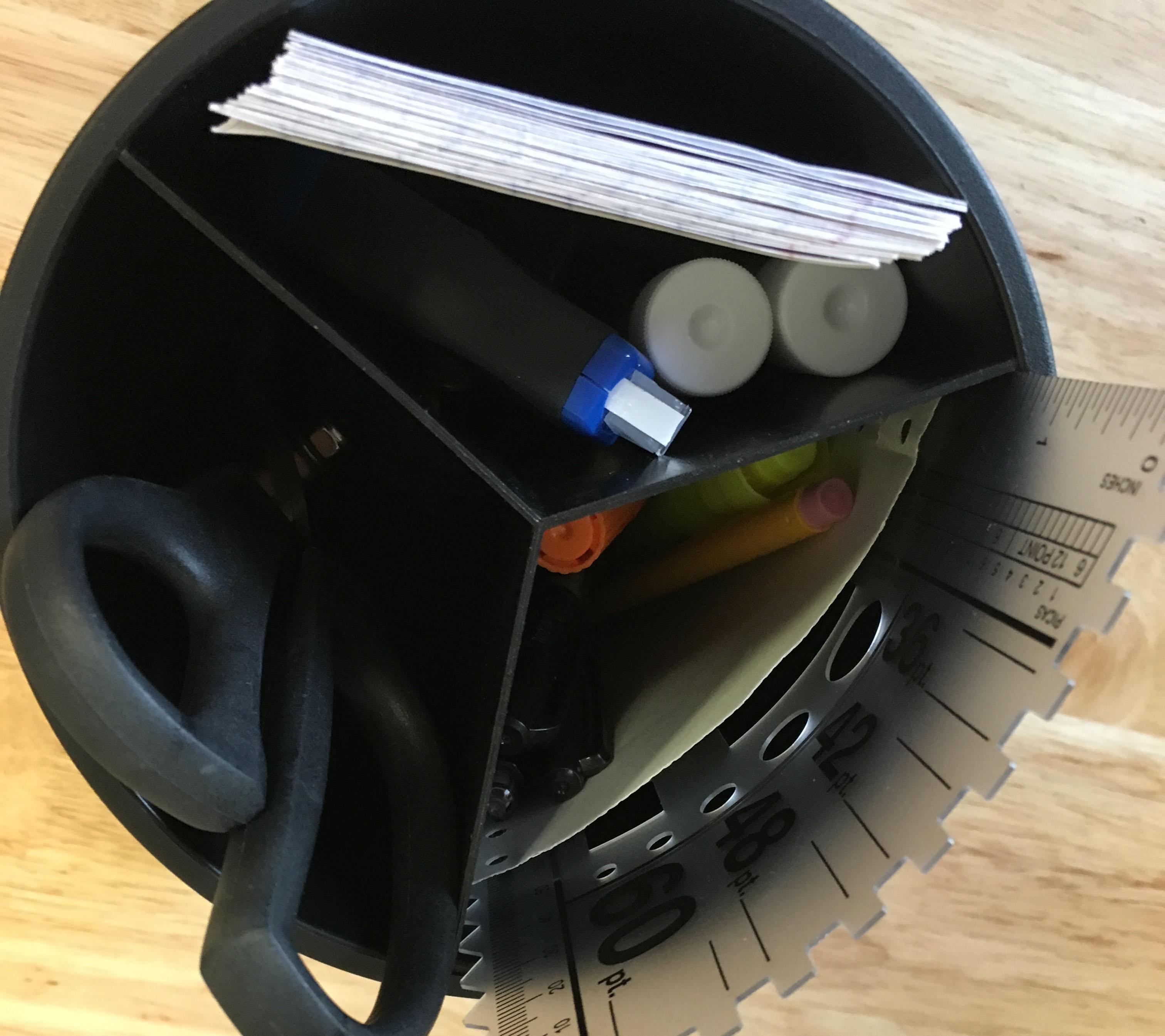 office supplies in Utensil Holder