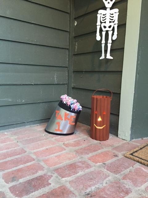 DIY Halloween Rondelle