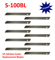 Kai SP-120 Replacement Blades - 10-pack (S-100BL)