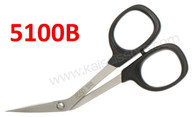 Kai 5100b: 4-inch Bent Handle Scissors