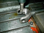 Axle Yoke Machining for 50* Steering