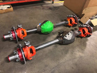 Axle Housings - Building New and Modifying
