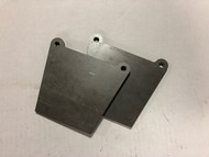 Weld on caliper brackets for Wilwood Calipers