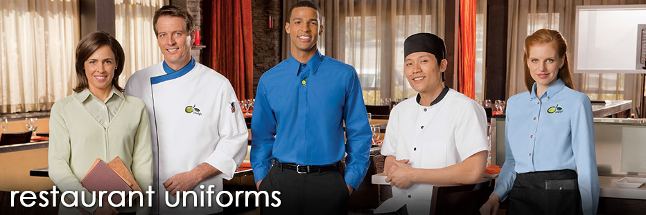 78254e8ca4d Buy restaurant uniforms that fit and perform. Waitress aprons