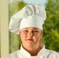 Light weight chef hat