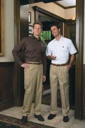 Edwards Garment 2578 2678 Chino Pants