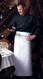Elegant appearance chef coat