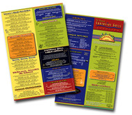 Vibrant Menus for your restaurant