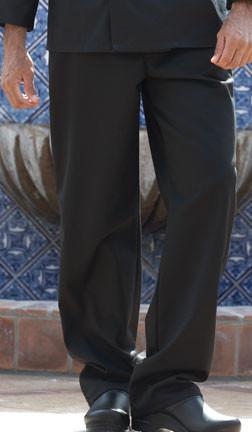 Classic executive chef pants