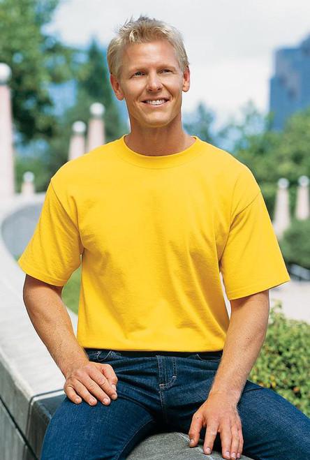 Cotton/polyester tee shirt