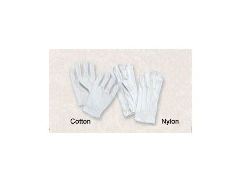 Nylon gloves for banquets and other events