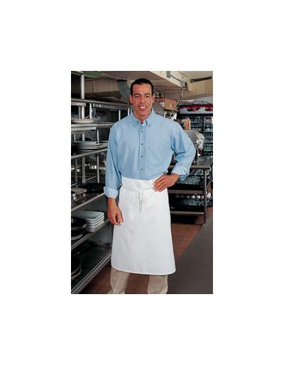 Customize this longer kitchen waist apron