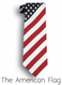 The American Flag Tie