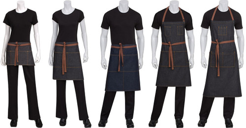 Memphis styled aprons!
