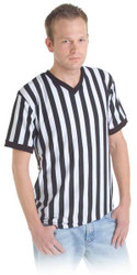 Men's referee style shirt for a sports bar or special event