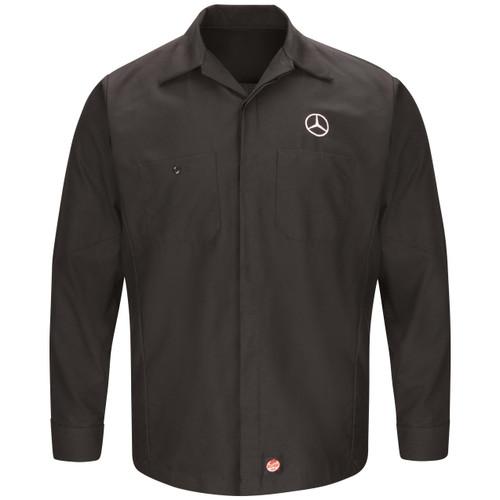 Mercedes automotive tech shirt