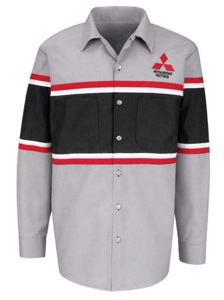 0932b1757a8c Mitsubishi® Technician Uniform Shirt