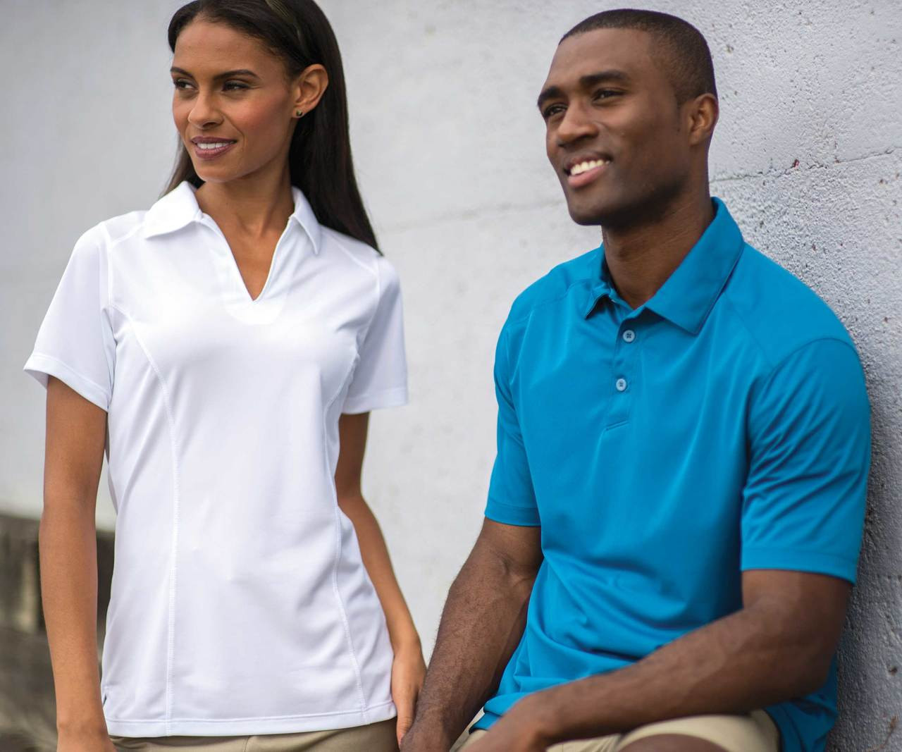Moisture Wicking Polo Shirt Waitstuff Uniforms