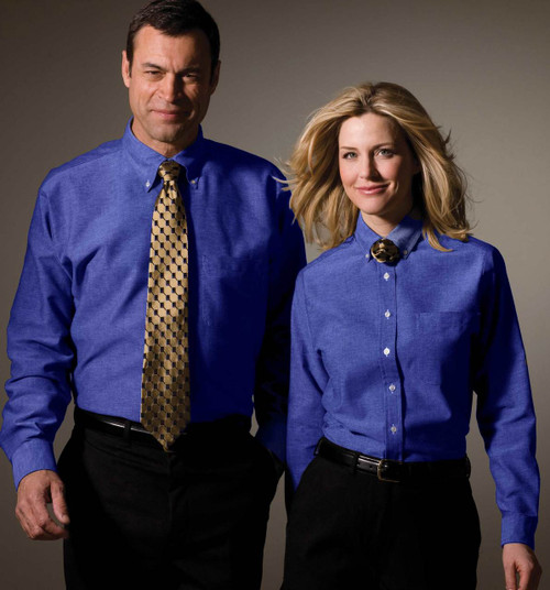 Oxford work shirt