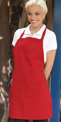 Patch Pocket Bib Apron
