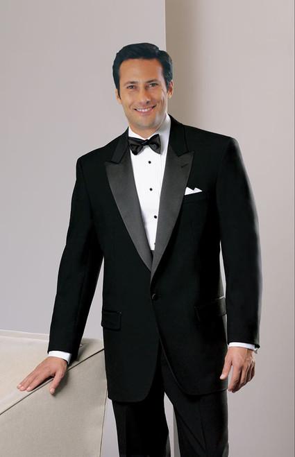 Wool tuxedo jacket for him
