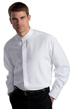 White uniform shirt