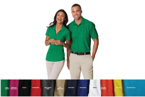 Odor and moisture control for employees