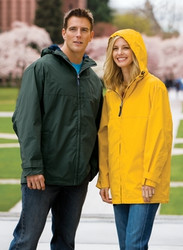 Wear this jacket in any weather!