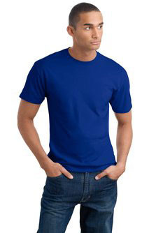 Basic Cotton t-shirt is great for teams or clubs!