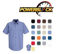 Basic work shirt made by Red Kap
