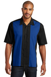 Great for bowling uniforms!