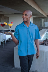 Look professional in our universal shirt for all waitstaff