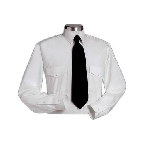 Commander pilot shirt for a professional look