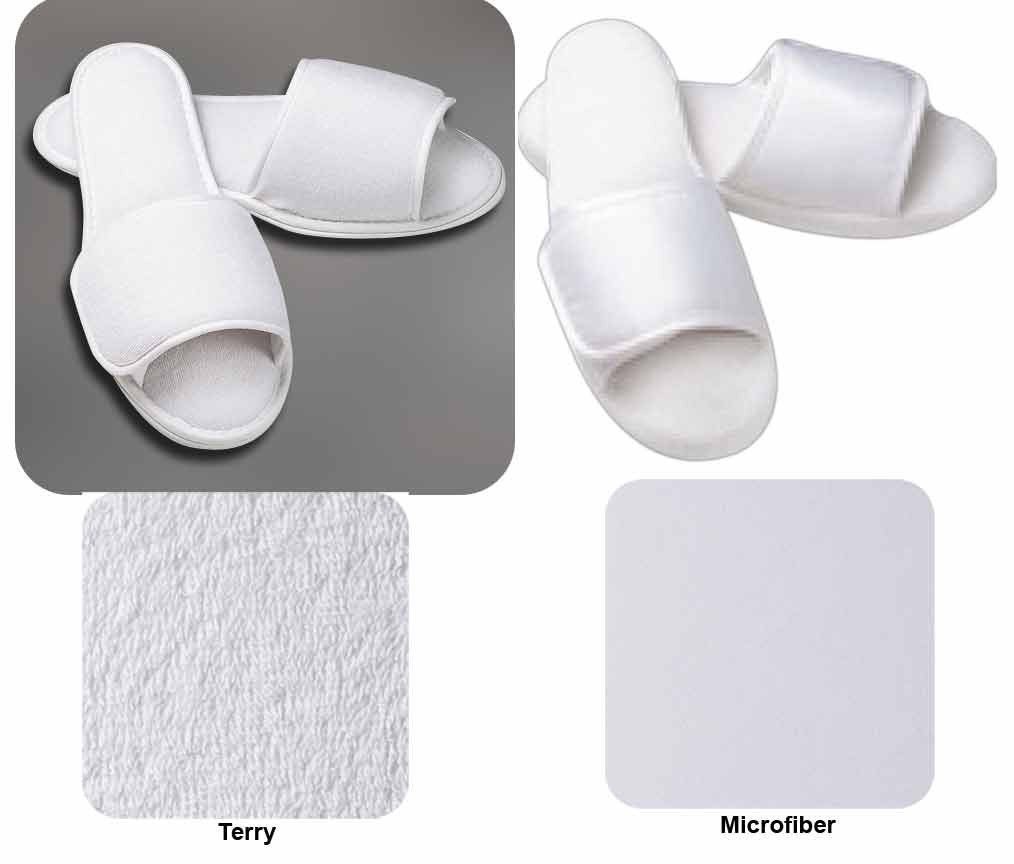 b5d174d308 Spa slippers for any high end resort or spa