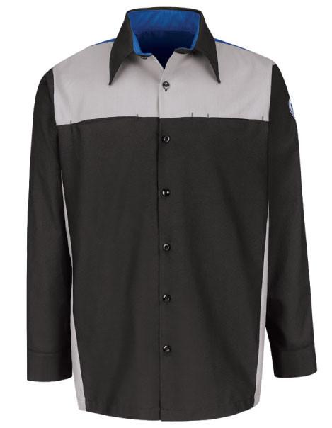 Long sleeved automotive tech shirt