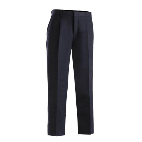b8186dfacb2 Comfortable Pleated Front Uniform Pants