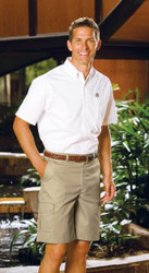 Men's Hotel Uniform Shorts