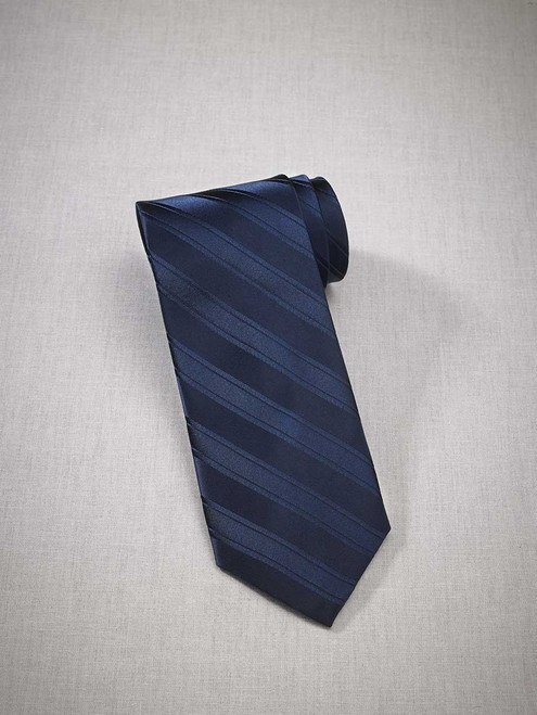 Striped Uniform Tie
