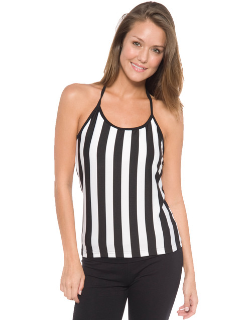 Referee Halter Top CLOSEOUT Sale