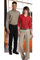Intaglio Stretch Uniform Pants 8760