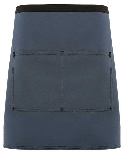 Half Bistro Server Apron with Trendy Urban Look