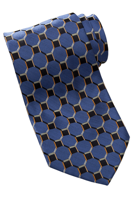 HC00 Honeycomb Hospitality Uniform Tie