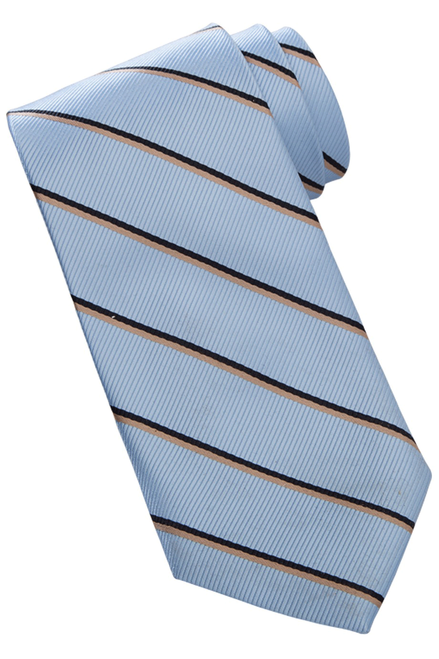 RP00 Narrow Stripe Corporate Tie