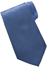 Herringbone Uniform Tie
