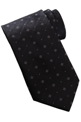 Diamond & Dots Tie