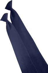 Clip-On Uniform Tie